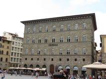Florence, Palazzo delle Assicurazioni Generali Royalty Free Stock Photo