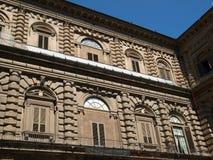 Florence - Palazzo Pitti Stock Photos