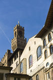 Florence, Palazzo Vecchio Stock Photography