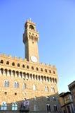 Florence, Palazzo Vecchio Stock Photos
