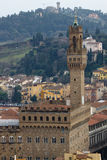 Florence, Palazzo Vecchio Stock Foto
