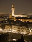 Florence - Palazzo Vecchio Stock Photos
