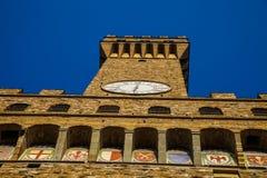 florence palazzo vecchio Obraz Stock