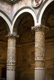 Florence - Palazzo Vecchio, Stock Photo