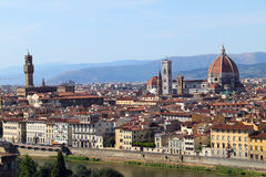Florence Panorama Stock Image