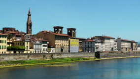 Florence panorama stock video