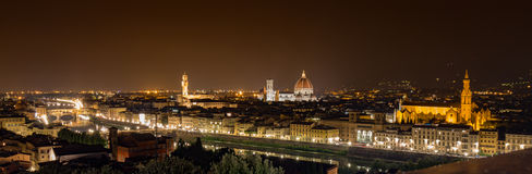 Florence Panorama Stock Images