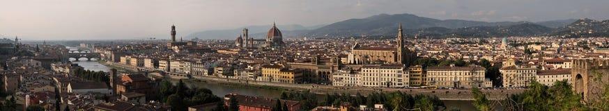 Florence  panoramic view Royalty Free Stock Image