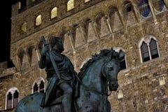 Florence Piazza della Signoria II. Florence My city My love Stock Image
