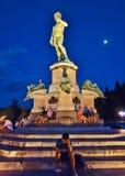 Florence Piazzale Michaelangelo Image libre de droits