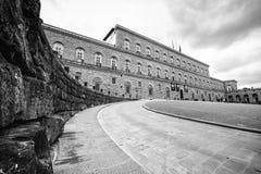 Florence Pitti Palace Stock Images