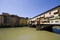 Florence, Ponte Vecchio Royalty-vrije Stock Afbeeldingen
