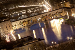 Florence, Ponte Vecchio Royalty Free Stock Image