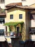 Florence -  the Ponte Vecchio Royalty Free Stock Photo