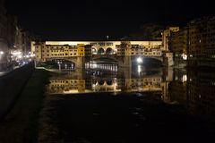 Florence, Ponte Vecchio Royalty Free Stock Photography