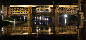 Florence, Ponte Vecchio Royalty Free Stock Images