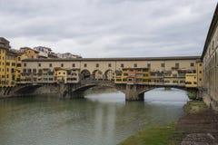 Florence Ponte Vecchio photos libres de droits