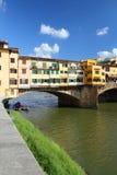 Florence - Ponte Vecchio Royalty Free Stock Photography