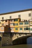 Florence. The Ponte Vecchio Bridge Royalty Free Stock Photos