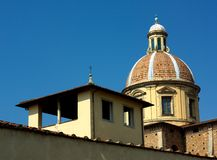 Florence, Ponte Vecchio, Italy Royalty Free Stock Photo