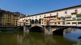 Florence, Ponte Vecchio, Italy Stock Image