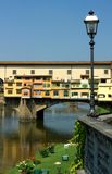 Florence, Ponte Vecchio, Italy Royalty Free Stock Image