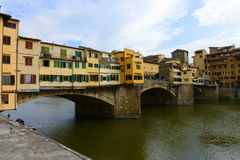 Florence Ponte Vecchio Royalty Free Stock Photos
