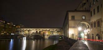 Florence Ponte Vecchio Stock Photography