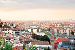 Florence, Ponte Vecchio Stock Photography
