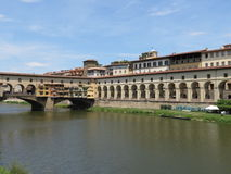 Florence Ponte Vecchio Royalty Free Stock Images