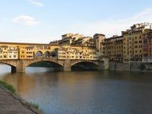 Florence Ponte Vecchio Royalty Free Stock Photo
