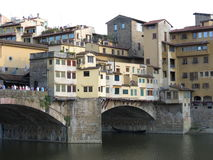 Florence Ponte Vecchio Royalty Free Stock Image
