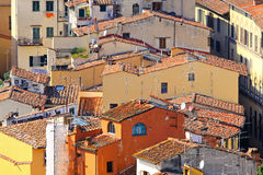 Florence roofs Royalty Free Stock Photos