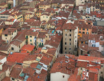 Florence roofs Royalty Free Stock Photo