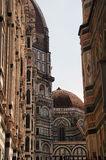 Florence's Duomo. Santa maria del fiore in Florence,Italy Royalty Free Stock Image