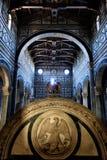 Florence San Miniato al Monte Fotos de archivo