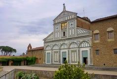Florence San Miniato al Monte Stock Photos