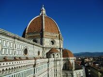 Florence - Santa Maria del Fiore Royalty-vrije Stock Afbeeldingen