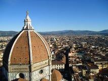 Florence - Santa Maria del Fiore Stock Foto's
