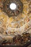 Florence, Santa Maria del Fiore. The Cattedrale di Santa Maria del Fiore, Florence Stock Images