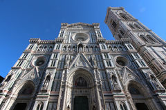 Florence, santa maria in fiore cathedral Royalty Free Stock Photography