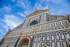 Florence - Santa Maria Novella Royaltyfri Fotografi