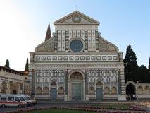 Florence, Santa Maria novella Royalty Free Stock Image