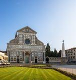 Florence, Santa Maria Novella Stock Image