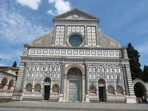 Florence, Santa Maria Novella Stock Images
