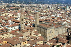 Florence scenery Royalty Free Stock Photos