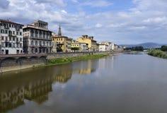 Florence sikt Arkivbild