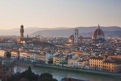 Florence Skyline Royalty Free Stock Photo