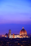 Florence skyline Italy. Royalty Free Stock Photography