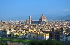 Florence Skyline - Italy Stock Image